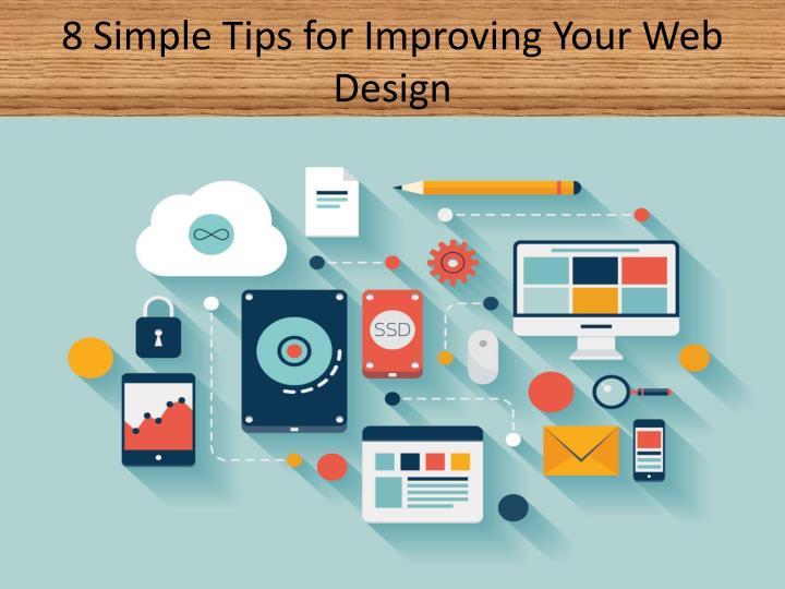 8 simple tips for improving your web design n.