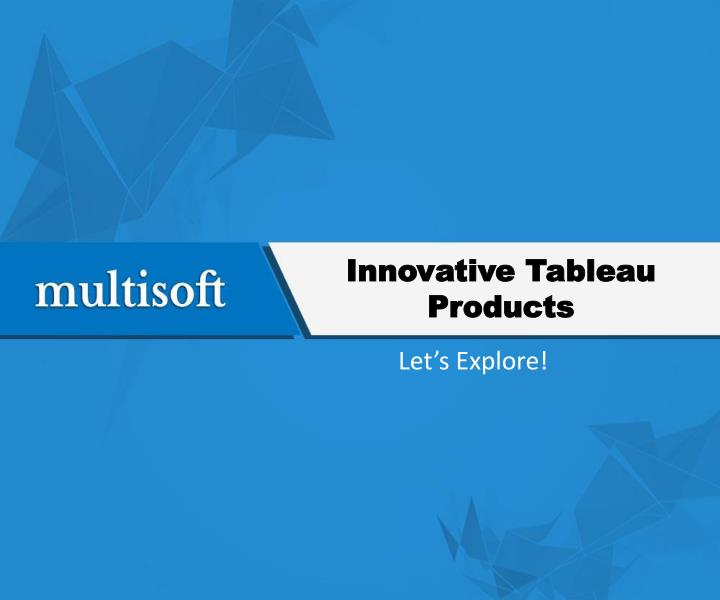 innovative tableau products n.