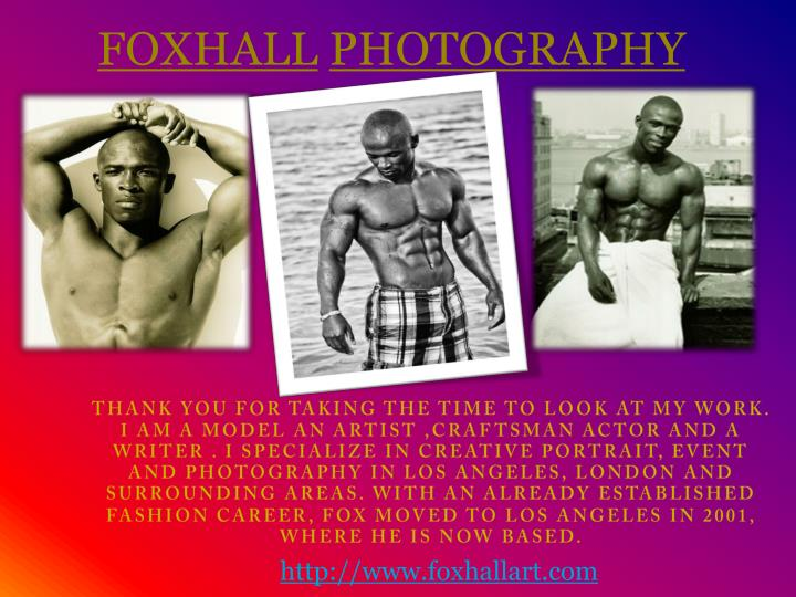 foxhall photography n.