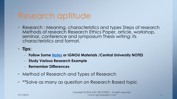 ethics research paper format