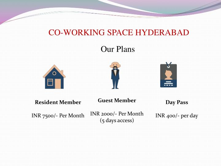 CO-WORKING SPACE HYDERABAD