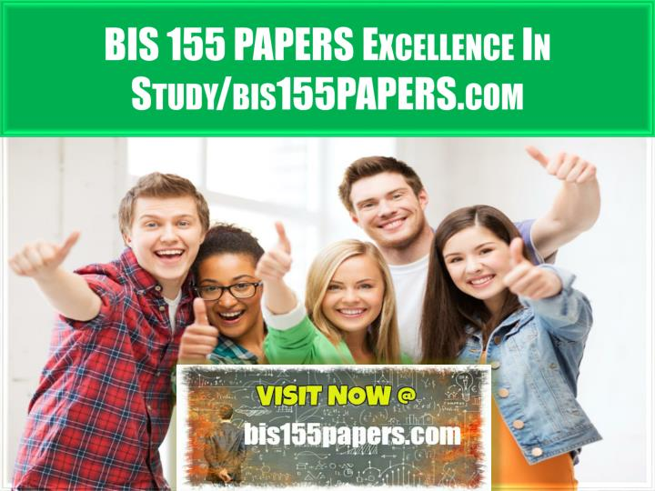 bis 155 papers excellence in study bis155papers com n.