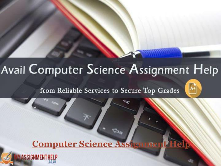 computer science assignment help n.