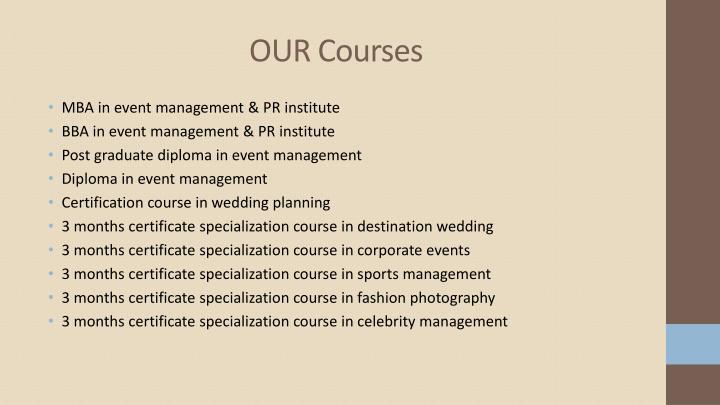 PPT - Event Management Courses in India | iiemdelhi PowerPoint ...