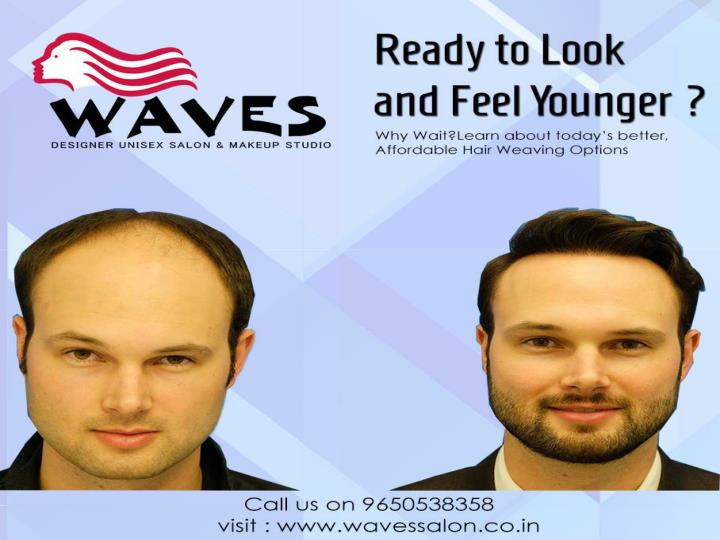 Utmost hair weaving treatment in noida by professionals having years of experience