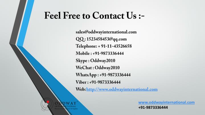 feel free contact