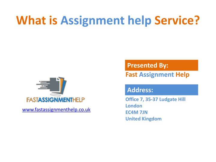 Why asking EssayCapitals for assignment writing help?