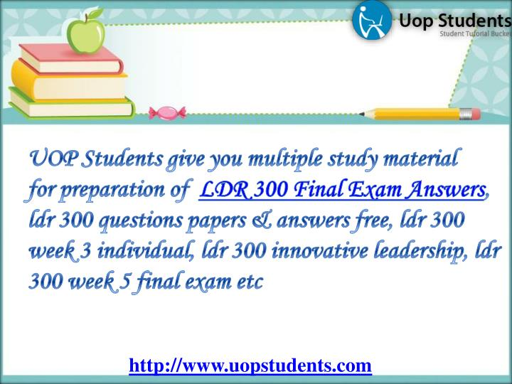 UOP Students give you multiple study material