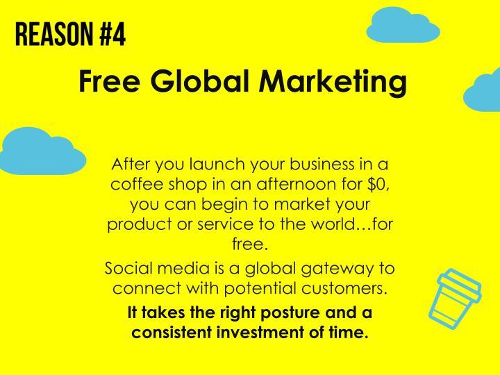 Free Global Marketing