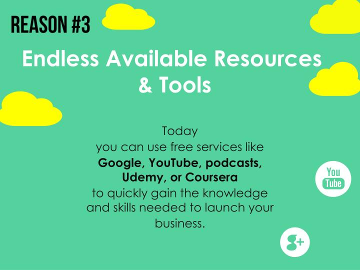 Endless Available Resources