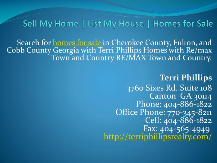 sell my home list my house homes for sale n.