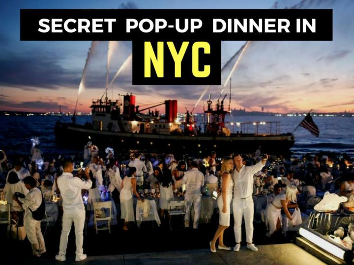mystery pop up supper in nyc n.