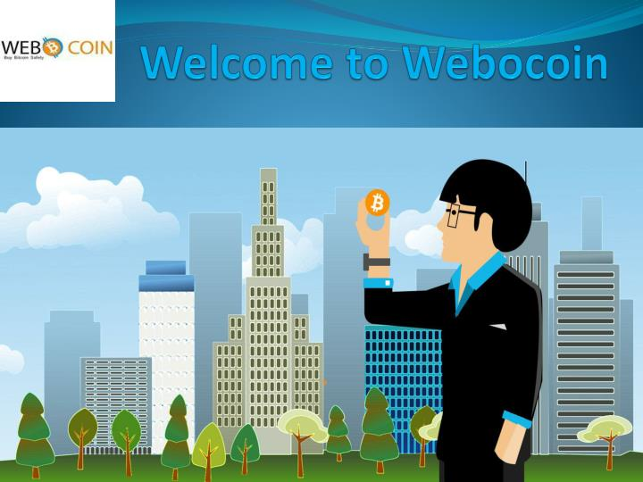 welcome to webocoin n.