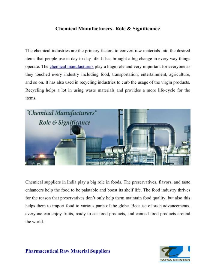 analysis of effluents in chemical industry Inorganic industrial wastewater is produced mainly in the coal and steel industry, in the nonmetallic minerals industry, and in commercial enterprises and industries for the surface processing of metals (iron picking works and electroplating plants.