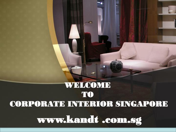 welcome to corporate interior singapore n.