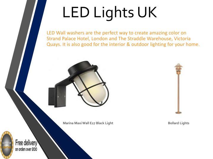 LED Lights UK