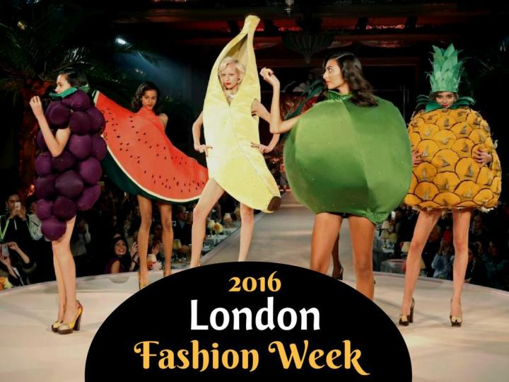 london fashion week n.