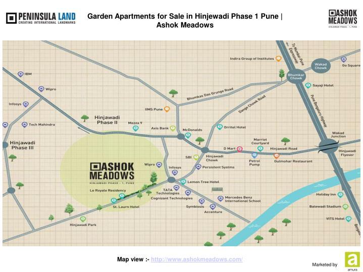 Garden Apartments for Sale in Hinjewadi Phase 1 Pune  