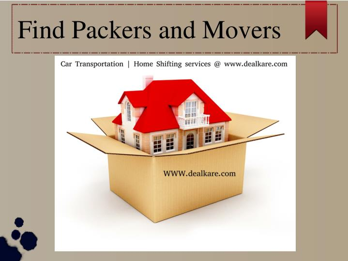 find packers and movers n.