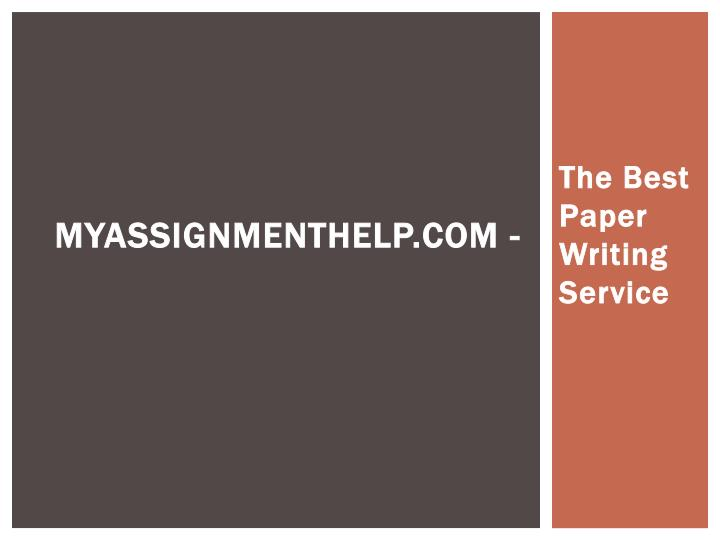 myassignmenthelp login My assignment help login - instead of worrying about dissertation writing get the necessary assistance here get started with term paper writing and craft greatest.