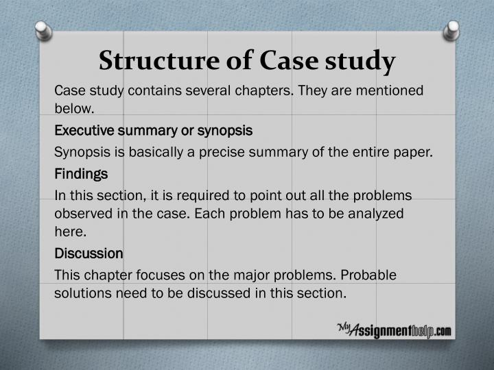 case study a fictitious individual in I present several frameworks you can use for analyzing a business case study i hope you find it helpful you can download the presentation here:  .