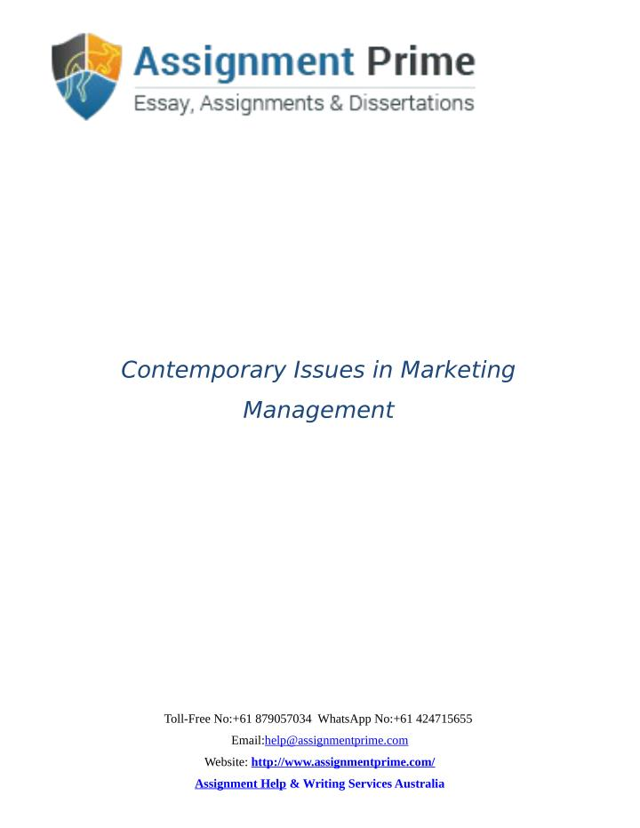 contemporary issues in management A2a management is about making decisions with limited information, and the marks of good managers is how they a bad decision good this is the reason why the case study method is used in mba programs.