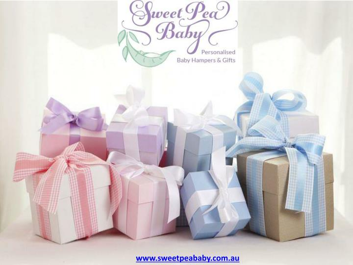 Baby Hampers And Gift Baskets