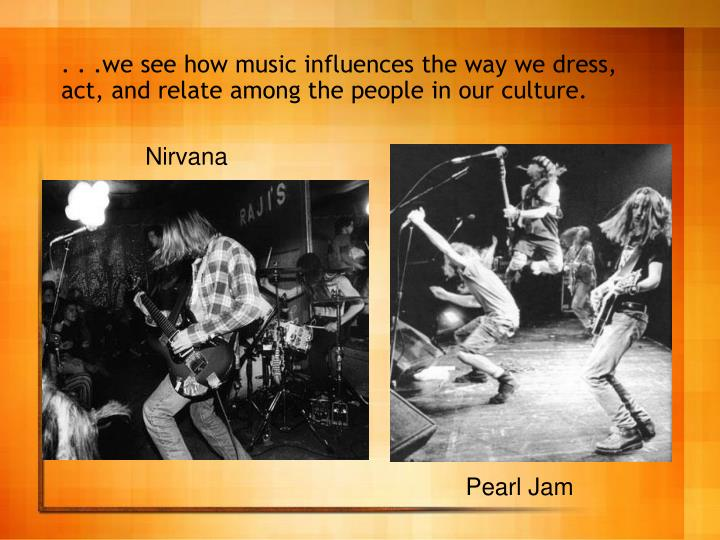 society blames music as the influence to youths improper behavior The influence of mass media on adults is  can hear the world's best music  pact and influence upon behavior and attitude.
