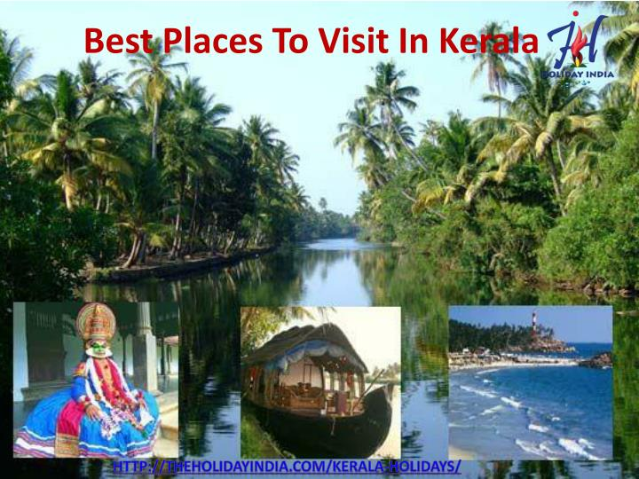 Best places to visit i n kerala