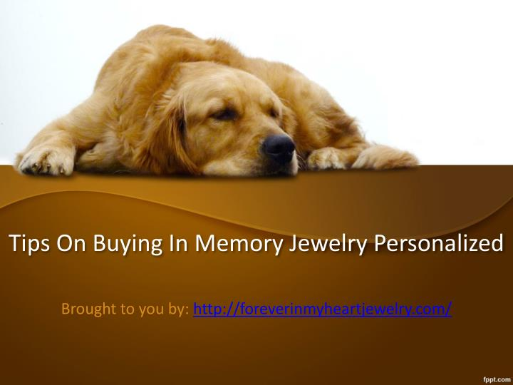 tips on buying in memory jewelry personalized n.