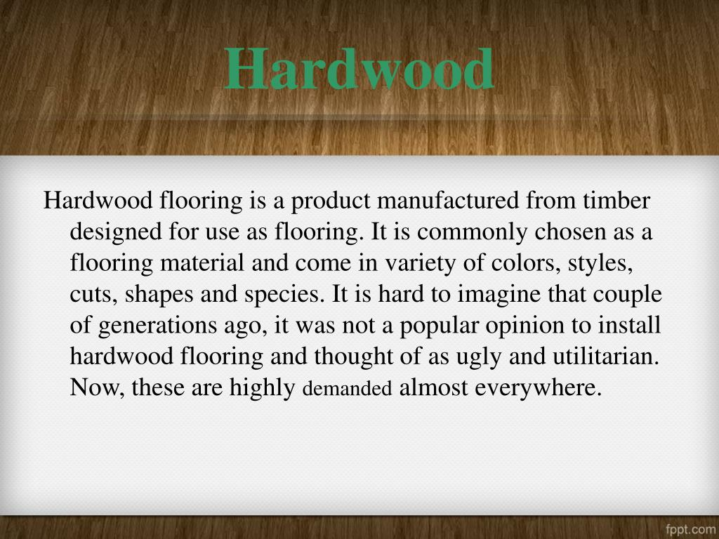 Ppt Flooring Facts Your Buying Guide Powerpoint