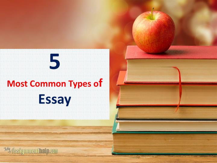 different styles of essays Describing what different kinds of essays there are to help an english learner improve their writing skills or as a review for a student taking the toefl test.