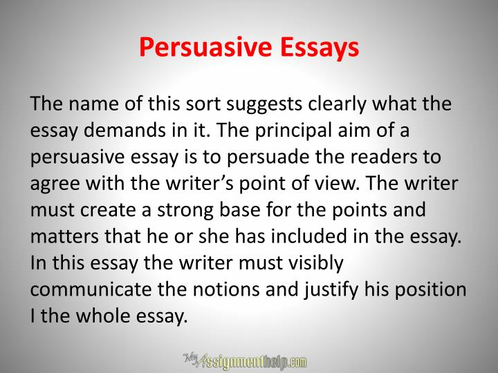 communications persuasive essay Persuasive and effective business communications are the foundation of any successful organization, regardless of size, industry or geography the ability to be persuasive and effective in achieving communication goals requires trusting, positive relationships.