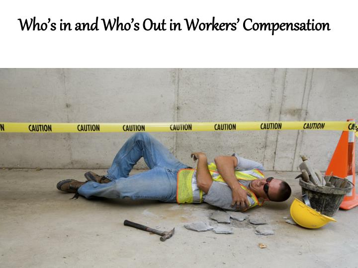 Who's in and Who's Out in Workers'