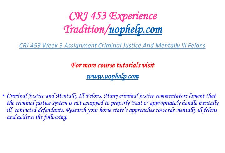 Crj 453 experience tradition uophelp com2