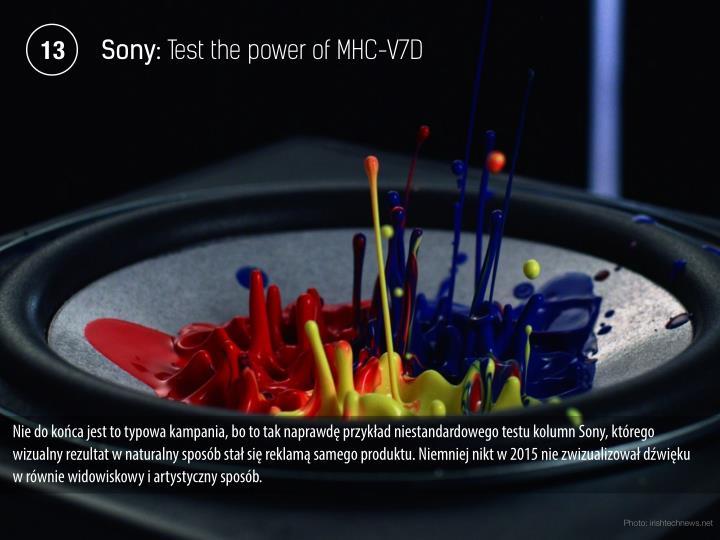 Sony: