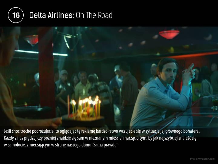 Delta Airlines:
