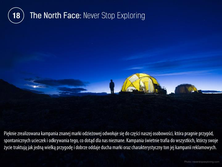 The North Face: