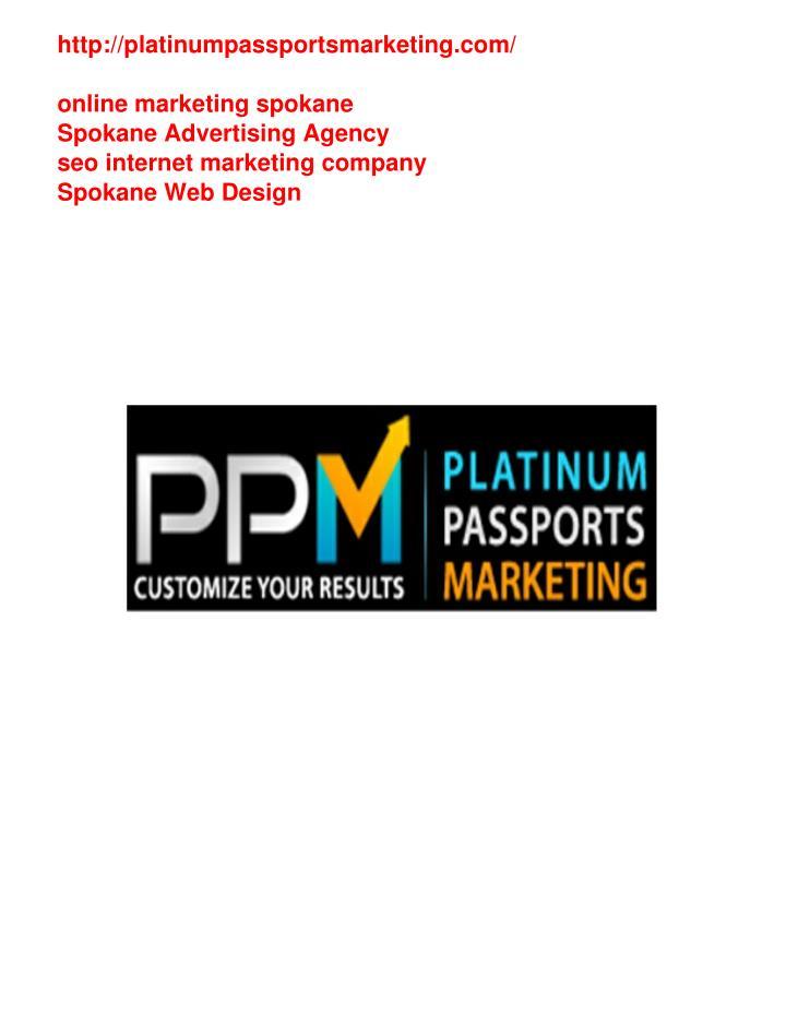 Http://platinumpassportsmarketing.com/
