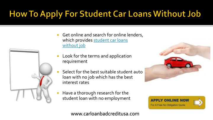 So You Have Bad Credit but Need to Get a Car Loan