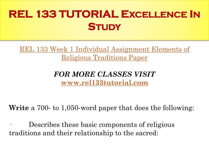 rel 133 week 5 lt assignment Mat 222 course real tradition,real success / mat222dotcom - powerpoint ppt presentation.