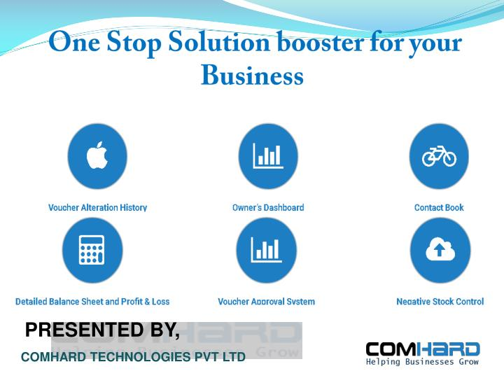 one stop solution booster for your business n.