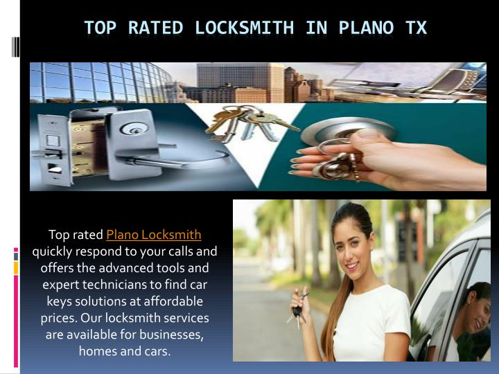 top rated locksmith in plano tx n.