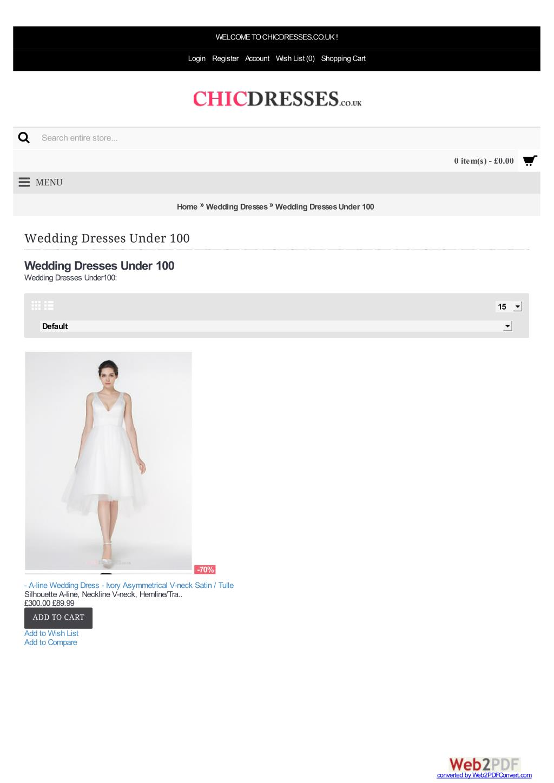 Ppt Uk Cheap Wedding Dresses Under 100 Designer Bridal Gowns Uk Powerpoint Presentation Id 7410435,Plus Size Long Sleeve Dresses For Wedding Guest