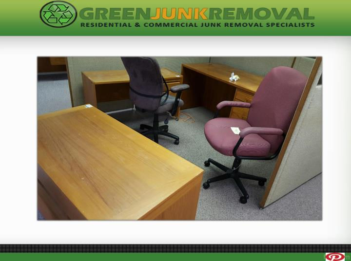 Ppt Office Furniture Removal Service Powerpoint
