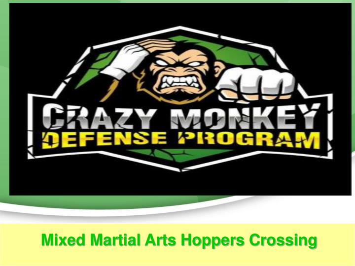 mixed martial arts hoppers crossing n.
