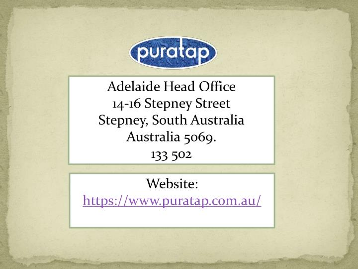 Adelaide Head Office
