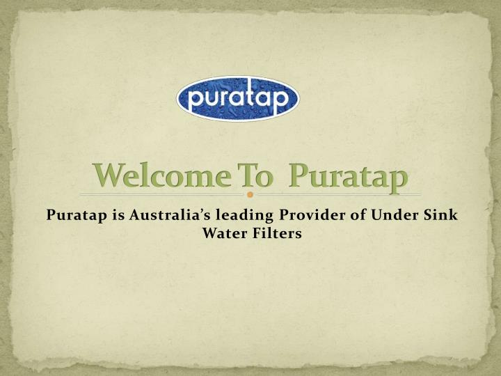 Welcome to puratap