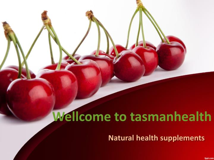 wellcome to tasmanhealth n.
