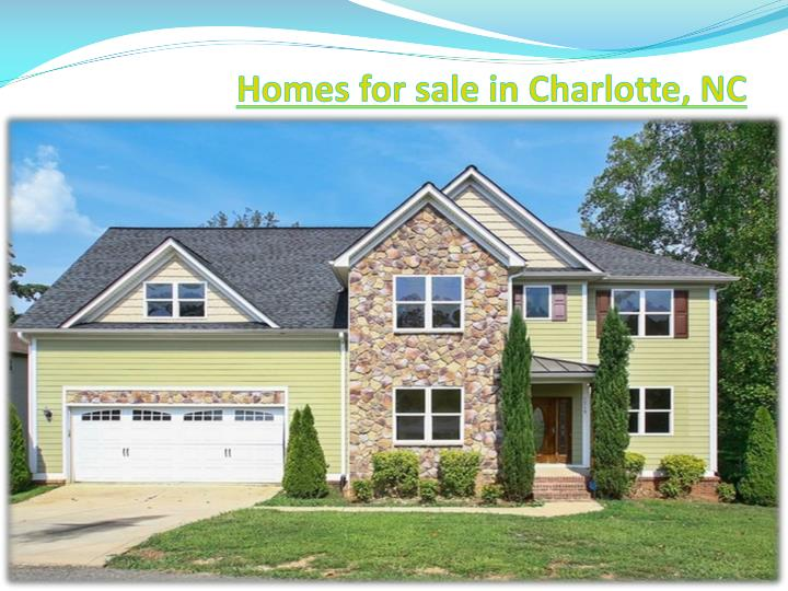 Homes for sale in Charlotte,